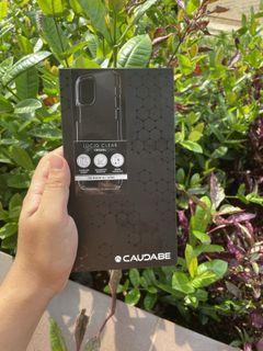 Caudabe Lucid Clear iPhone 12 / 12 Pro Case