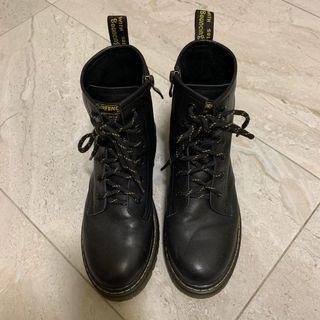 GDC真皮馬丁短靴🖤附鞋盒