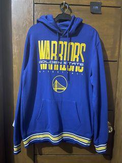 GSW pullover hoodie