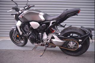 Honda CB1000R 次世代運動街車
