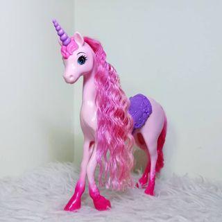 Kuda barbie Unicorn endless hair kingdom
