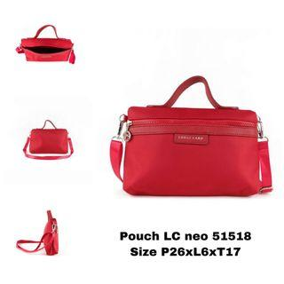LC POUCH - NEO ; FREE STRAP