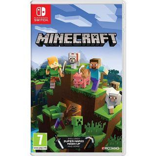 全新未拆❤NS Switch 當個創世神 我的世界 Minecraft