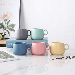 🌻Pastel Color Cups B/S Nordic ceramic