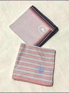 Ralph Lauren & Beverly Hills Polo Hanky