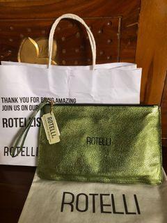 Rotelli Clutch Green