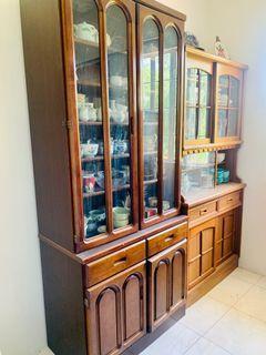 Rush Sale! Display Cabinet
