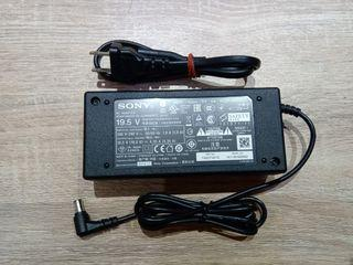 SONY索尼原廠液晶電視電源適配器 充電器19.5v-4.35A-ACDP-085E02