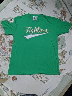 t shirt fighter x tom n jerry