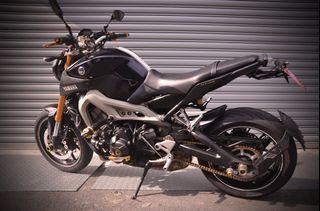 Yamaha MT-09 小改三缸扭力大師
