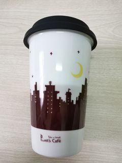 星空陶瓷環保杯/咖啡隨行杯