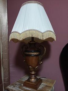 檯燈 歐風古典木雕