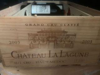 三級庒 Chateau La Lagune 2003, RP90