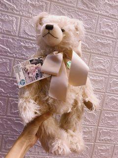 德國 hermann 泰迪熊 110週年 紀念熊  手工 安哥拉羊毛製 全世界限量33隻  🇩🇪德國製🇩🇪