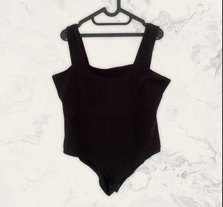 Bodysuit hitam #BrandSale