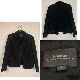 專櫃Bossini 拉鍊夾克外套