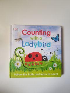 Buku Impor Counting With a Ladybird