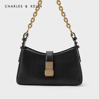 CK Kili Kili Chain Bag With Extra Strap Small Bag Overrun