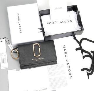 Dompet Wallet MarcJacobs Fullset Original