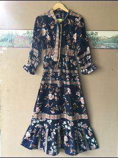 Dress / Gamis Navy