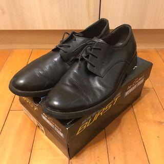 ecco 皮鞋 英國公司貨