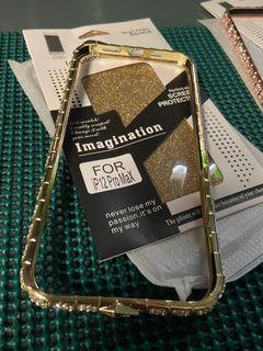 ip11, ip12pro and ip12promax metal case
