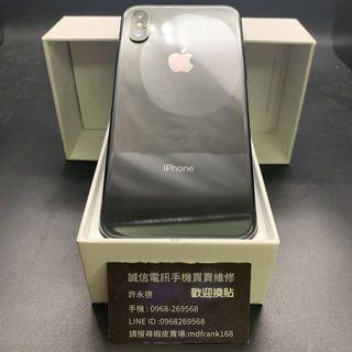 🍎iPhone Xs 256g space gray battery 80% with charger #2420🍎