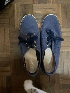 Keds Navy Blue Size 9