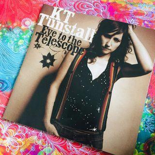 KT Tunstall CD: Eye to the Telescope