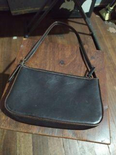 Liz Claiborne bag By villager leather vintage