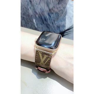 Lv Apple Watch 錶帶 原廠皮