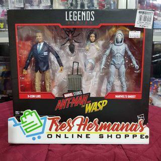 Marvel Legends Ant-Man and the Wasp X-CON  LUIS / MARVEL's GHOST