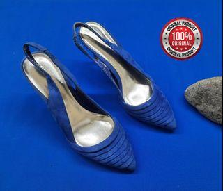 Monsoon Blue High Heels Size 37
