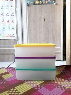 Pak and stor container tupperware #antibosan