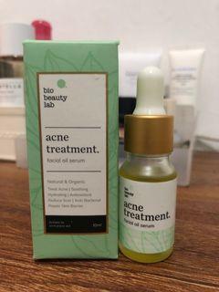 [Preloved] Bio Beauty Lab acne treatment 10 ml
