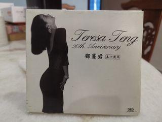 Teresa teng  original china pressing 2 cds