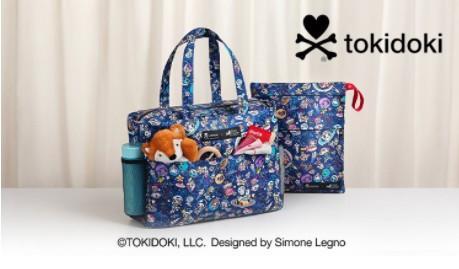Tokidoki Diaper Bag
