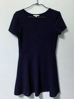 UlifeStyle Navy Blue Dress