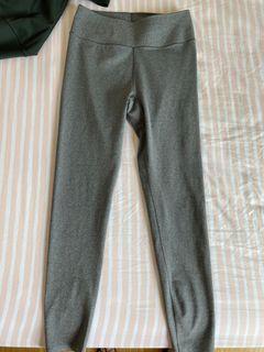 Uniqlo Leggings Gray