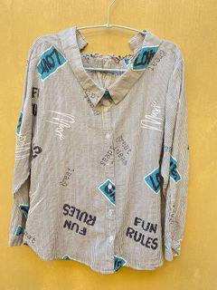 Unique Pattern Shirt