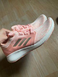 Unused Adidas Bounce Pink Rubber Shoes