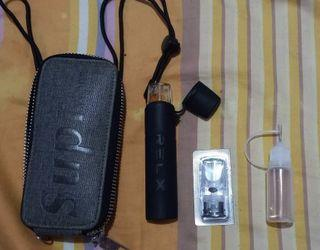 Used Relx Vape Classic with case and pods