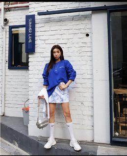 正韓渲染短裙