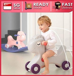 Baby rocking horse kids ride on horse