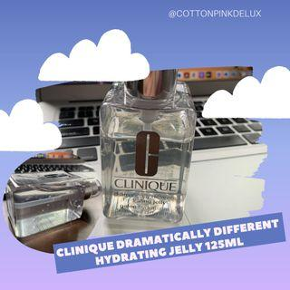 Clinique Moisturizer: Dramatically Different Hydrating Jelly 125mL