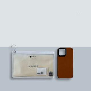 Cyrill Leather Case iPhone 12 / 12 Pro