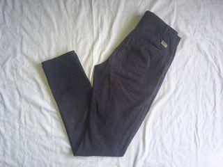 Divided Skinny Slack Pant