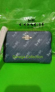 Dompet zipper small Coach