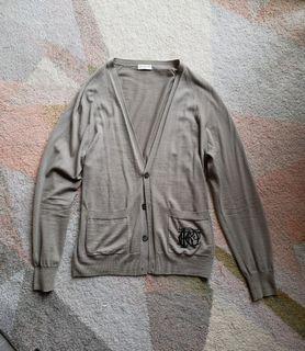 DVN Dries Van Noten Knit Cardigan size L
