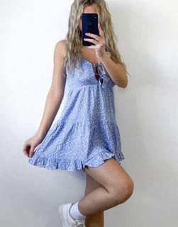 Garage Baby Blue Dress